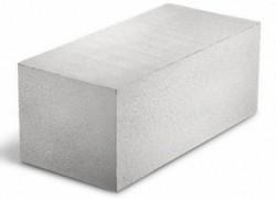 Блок стеновой ровный  (625х250х300 (375, 400) мм)